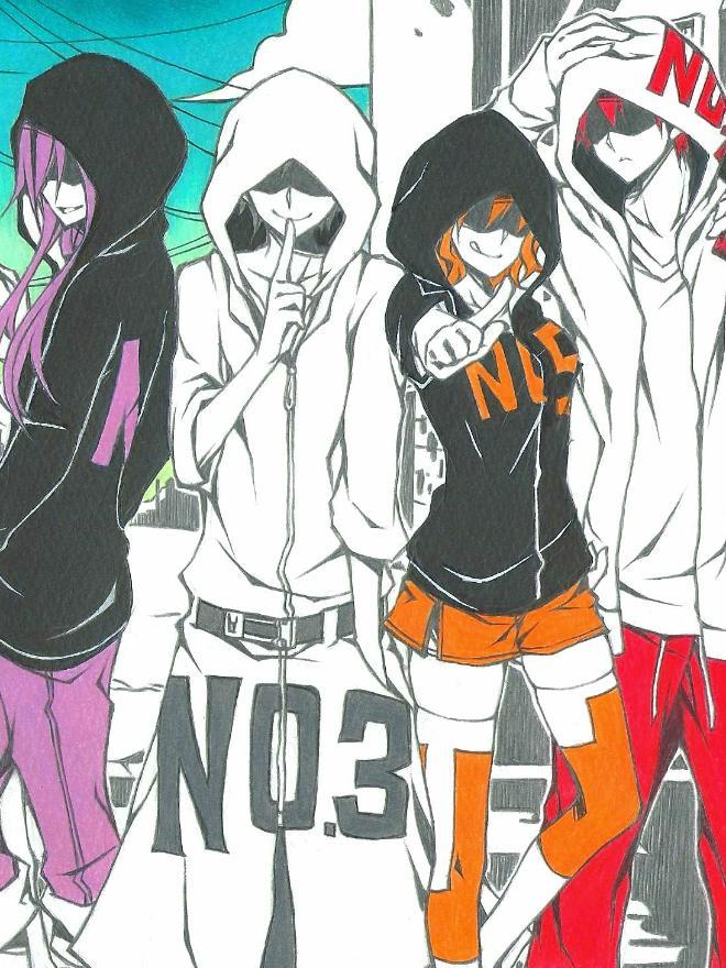 東方化物四重奏 -Monster Quartetto-