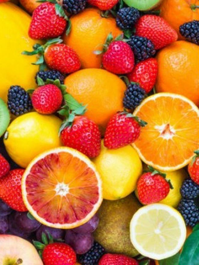 fruits house