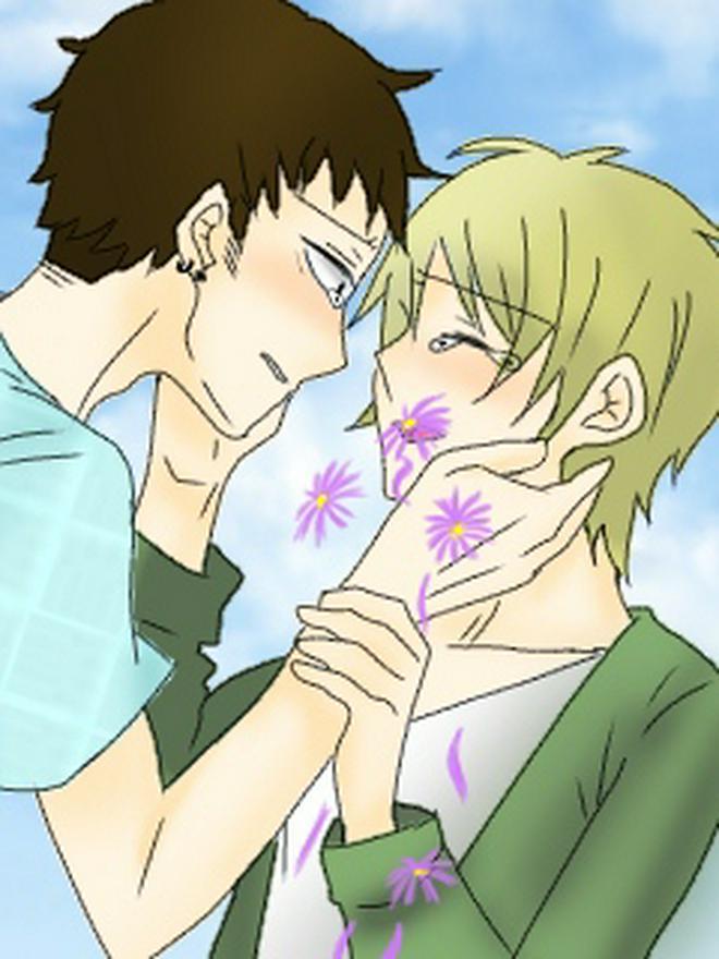 しおんの花
