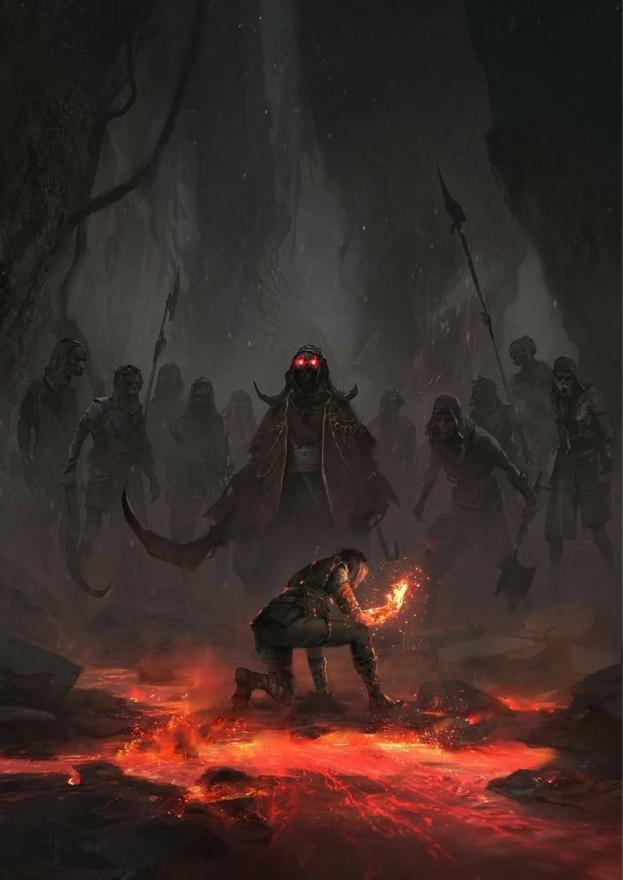 火手の王の逆鱗