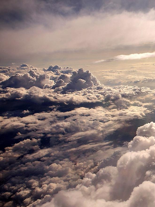 雲の惑星のものがたり。