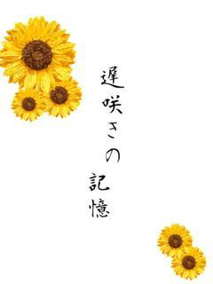 遅咲きの記憶