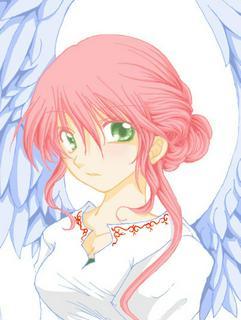 鳥籠の天使