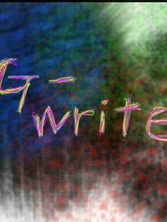 落書き小説 G-write