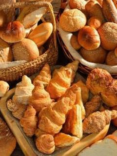 異世界で男の娘が癒しのパン屋を開いています!〜何故か、パンに補正効果が付いている〜
