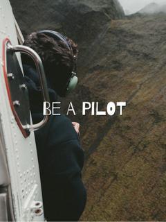 Be A Pilot(英語のみ)