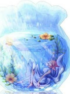 からっぽの金魚鉢で息をする