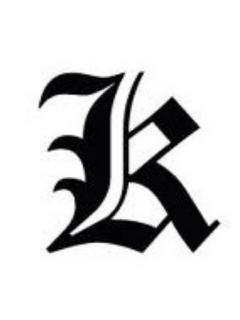 DEATH NOTE         「復活のK」
