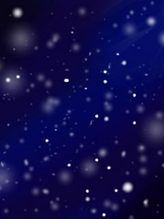 儚い雪に埋もれる想い