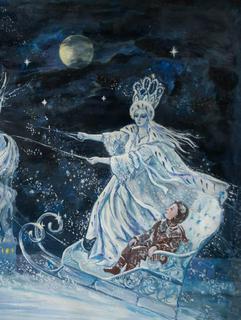 [5分で読める!世界の名作] 雪の女王