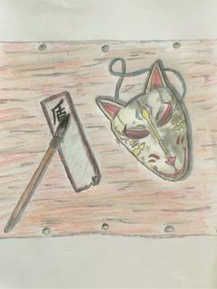 九尾の妖狐は学生と洋食が好き