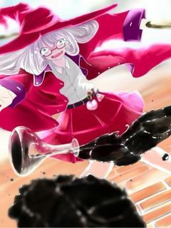 魔女メルセデスは爆破しかできない