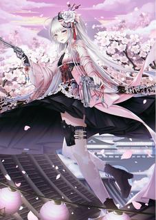 桜遊伝録書