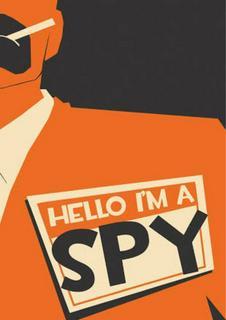 Hello I'm a SPY