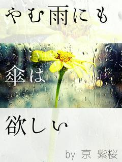 やむ雨にも傘は欲しい