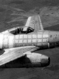Me262, ドイツ・ジェット戦闘機奮戦す。