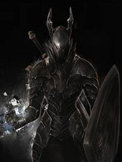 亡国の黒騎士と呼ばれた男の旅路は闇の女王と共に