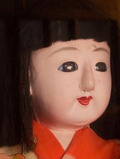 麗子〜市松人形の怪〜