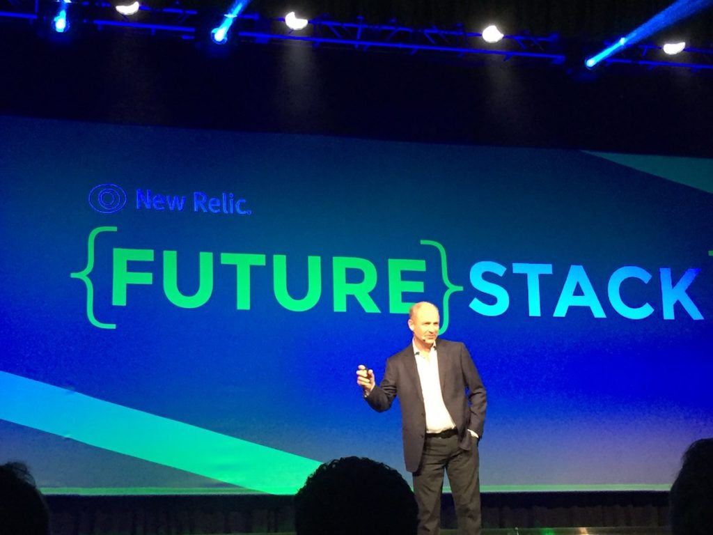 New Relic FUTURE STACK