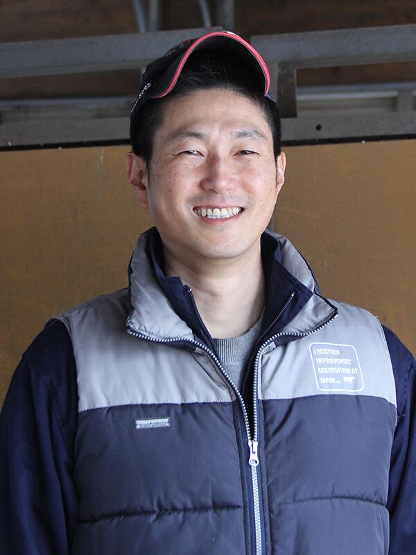 西川 謙さん