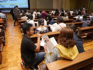 第1回オープンキャンパスレポート!