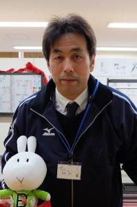宮本広報マネージャー