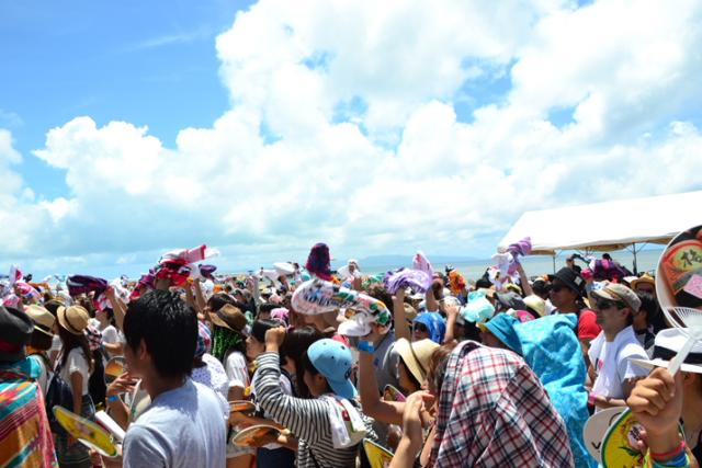 石垣島、Tropical Lovers Beach Festa、今年盛會也熱鬧非凡!