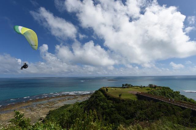 『可以看見神之島・久高島的絕佳攝影景點!』