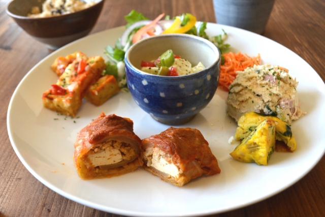 用美味島豆腐食材大變身。一同前往前所未有的大豆咖啡館、ソイラボ(Soylabo)go!