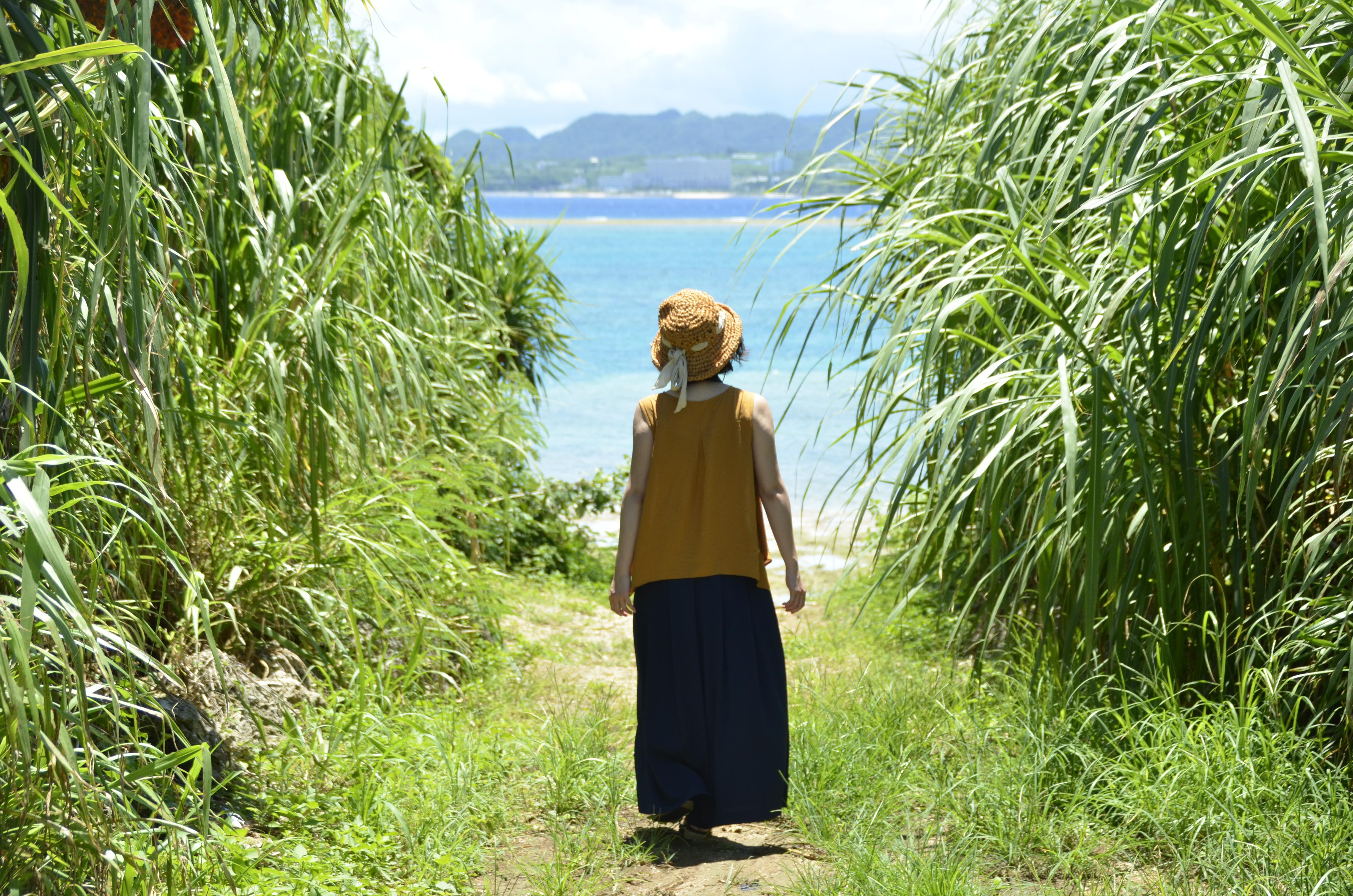 想到就來一個一日旅行,遇見多樣貌的沖繩離島-伊江島