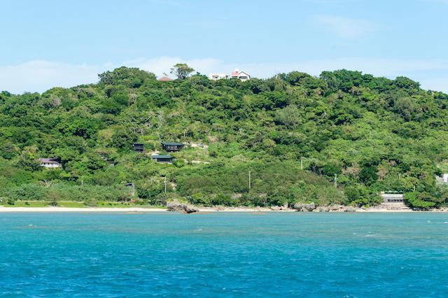 從海邊茶館開始已有24年,融入亞熱帶森林,遠眺太平洋海的成熟隱藏版地點,自然庭園裡誕生之〈Sachibaru-Yadui(南城市)〉