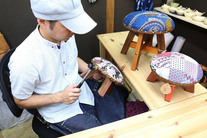 "Heartwarming Handmade Items at ""Tan Tan,"" a Knick-knack Shop in Naha City"