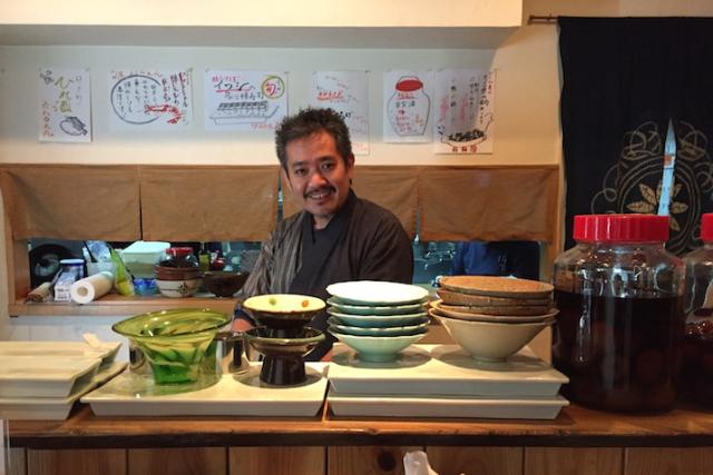 "Kumoji, Naha City, a Banquet Venue for Tonight is ""Botan-ya"""