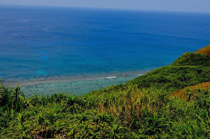 日本最西端の島、与那国島(よなぐにじま)