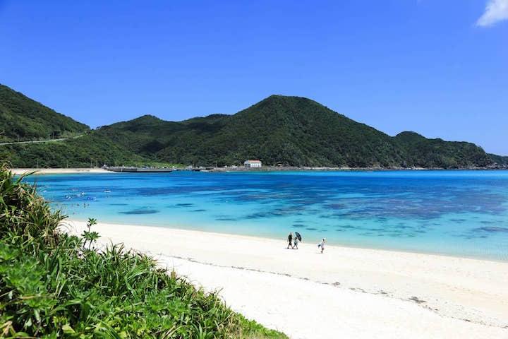 国立公園に指定された慶良間諸島