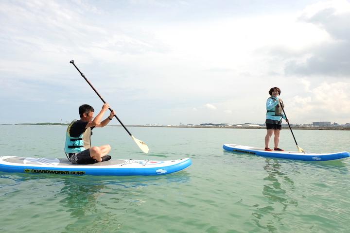 1泊2日でも十分に満喫!沖縄ならではのスポーツの楽しみ方