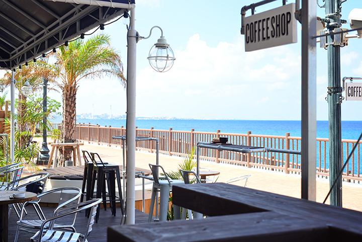 ゆっくりと楽しめる、雰囲気が素敵な沖縄のコーヒー屋さん