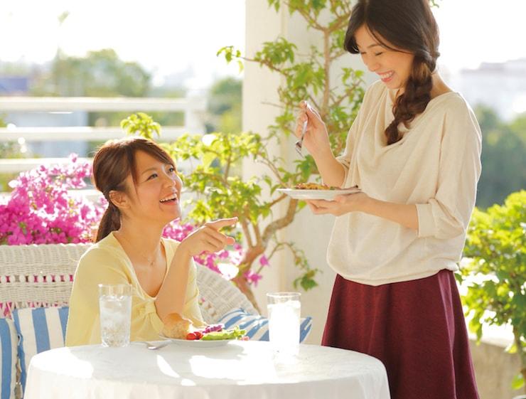 女子旅でいく沖縄のリゾートステイ