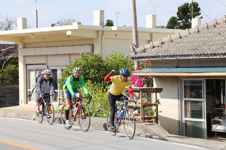沖縄でサイクリングはいかがですか?