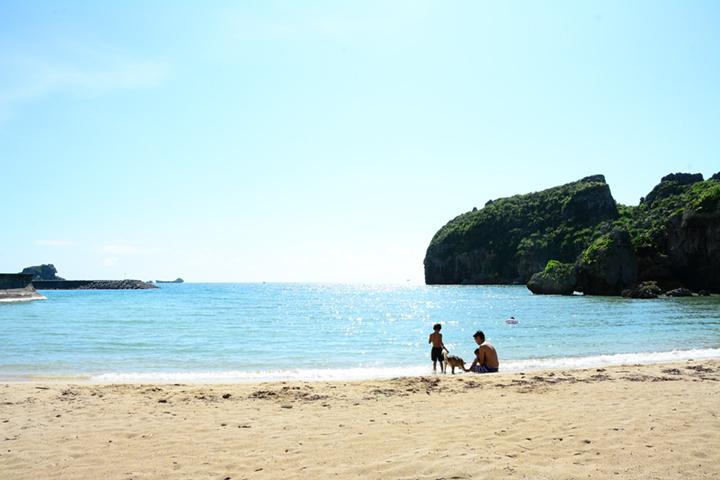 沖縄本島オススメ離島ドライブ その1 浜比嘉島