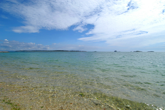 夏のハイシーズン、穴場の島なら、伊是名島(いぜなじま)はいかが?