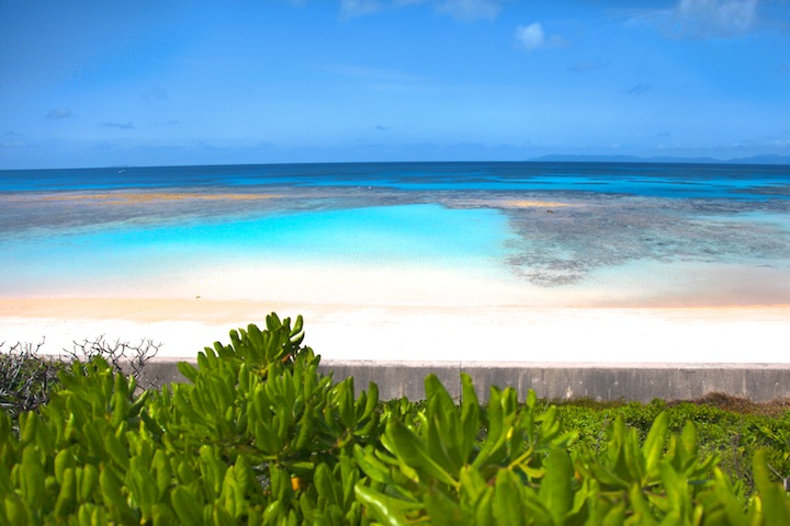 日本でトップ10入りした、透明度の高い沖縄の美しいビーチ