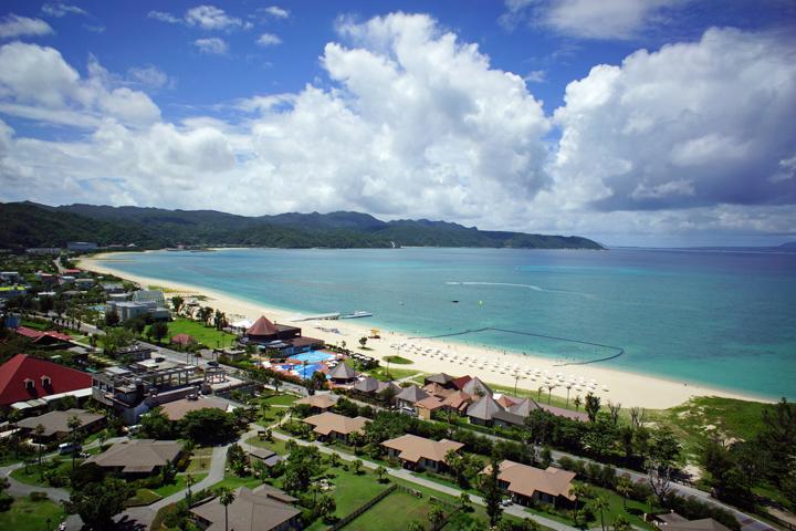 オープン39年目を迎える沖縄本島最北端の『オクマプライベートビーチ&リゾート』がリニューアルオープン!