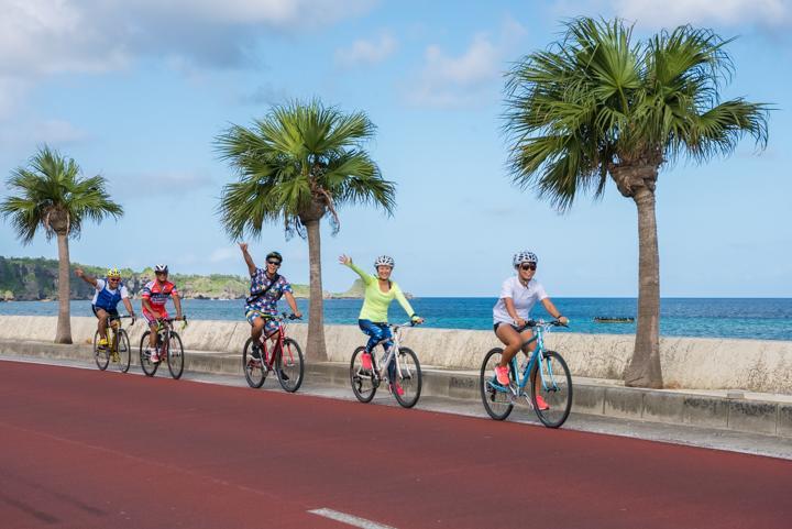 自転車で沖縄を横断!仲間と楽しむ新アクティビティ「BikeRide&SPA」【PR】
