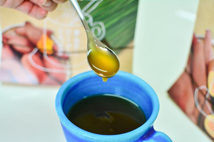 特別企画!沖縄の食材を使った「うまぬすぐりむん(美味しいスグレモノ)」に迫る! 「黄金芋のとろり茶」「黒糖シロップ&黒蜜シロップ」