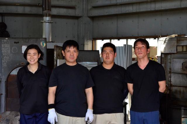 1952年創業の琉球ガラスの老舗が作るシンプルで使いやすいガラスの器〈奥原硝子製造所(那覇市)〉