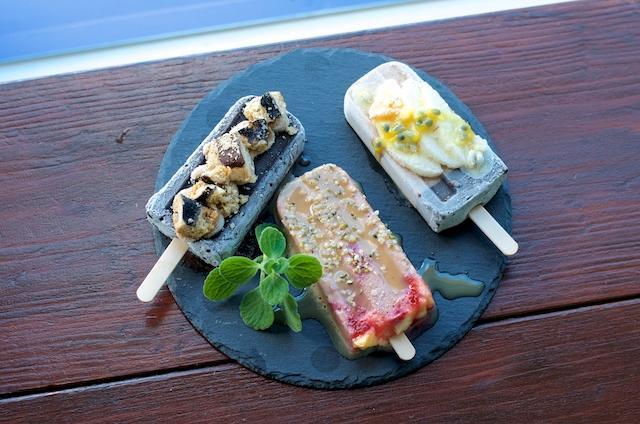 沖縄産のトロピカルフルーツとスーパーフードで作るギルトフリーなフローズンスイーツ〈Detox cafe felicidad(糸満市)〉