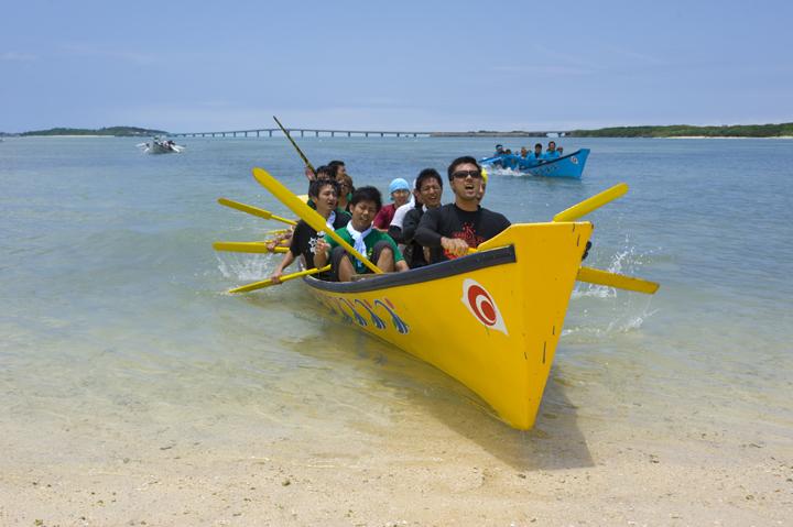 宮古島の海神祭