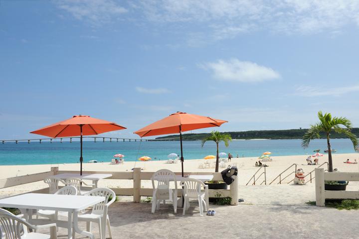 与那覇前浜ビーチは、宮古島の絶景ビーチ