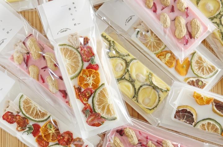 宮古島の素材がギュッと詰まったindigoのアロマバー「香りの封(foo)」で癒しの時間